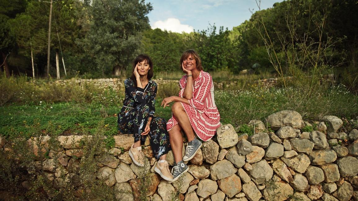 Katja y Kate de DosAlquemistas